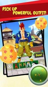 Super GOKU Hero Maker