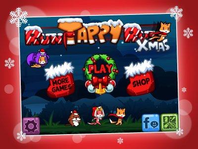 Tappy Run Xmas - Free Christmas Adventure Game