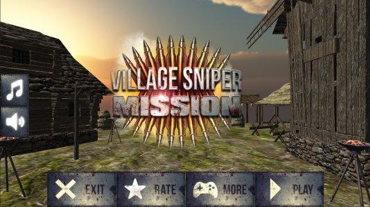 Army Commando Sniper Hunt