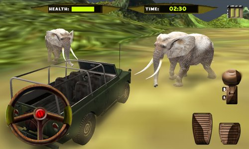 Wild Animal Safari Park 3D Sim