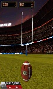 3D Flick Field Goal