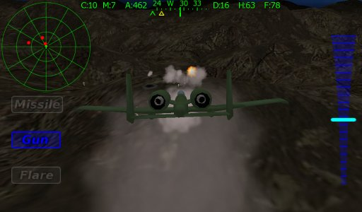 A-10 Taliban Killer 3D HD