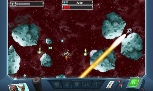 A Space Shooter For Free