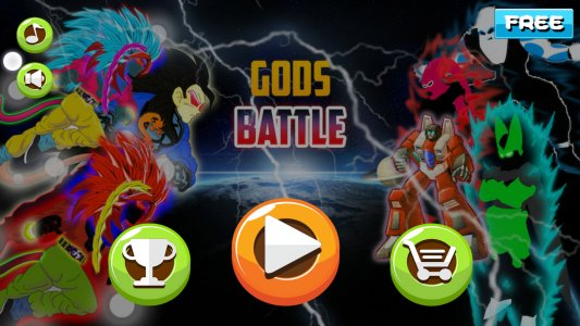 Battle of Gods Fighter