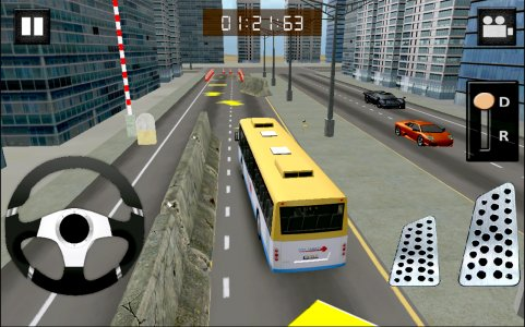 Bus Driving 3D