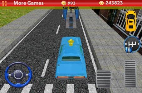 Cargo Truck 3D Simulator 2015