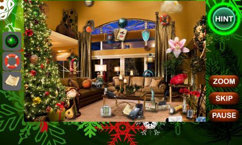 Christmas Hidden Objects