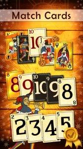 Choque de Cartões - Clássicos jogos de paciência