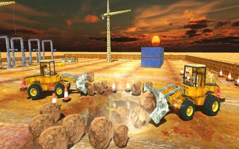 Construction Loader Sim