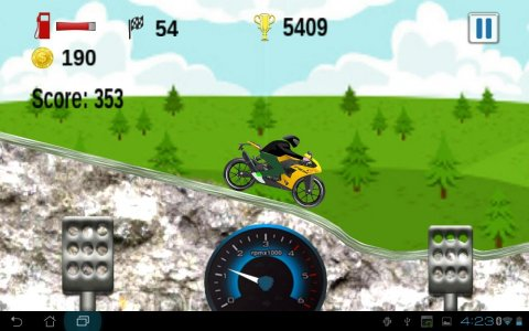 Fun Hill Race