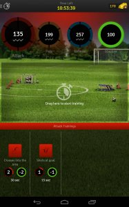 Golden Manager - Football Game