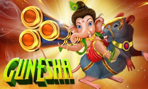 Chhota Ganesh Battle - GUNESHA