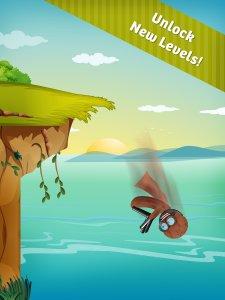 Stickman High Diving 2