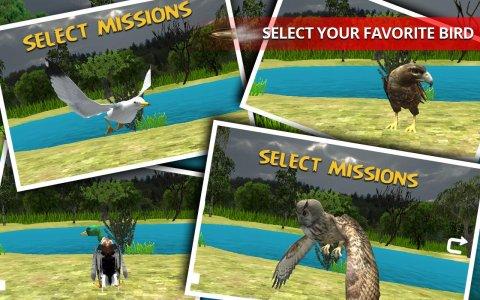 Jungle Sniper Birds Hunting 3D