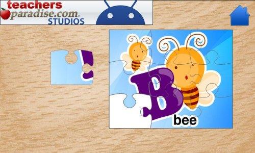 자녀를 위한 Abc 유치원 게임 - 영어를 배우는