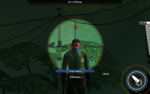 Kill Shot Bravo: Sniper FPS