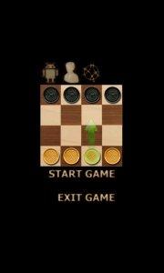 Killer checkers