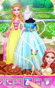 Magic Princess: Dress Designer