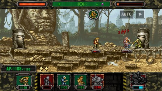 METAL SLUG ATTACK