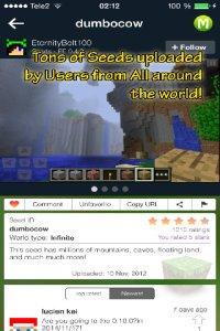 Seeds Lite For Minecraft