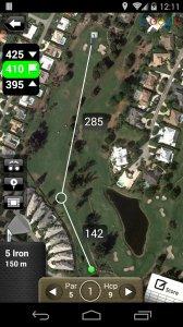 Mobitee гольф GPS