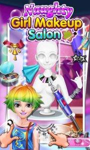 Naughty Girl Makeup Salon