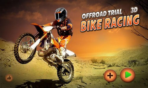 Offroad trial Bike Racing 3D