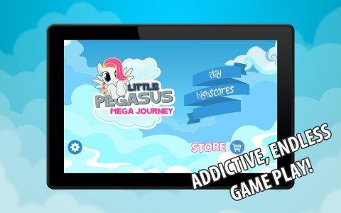 Pony Pegasus - Magic Journey