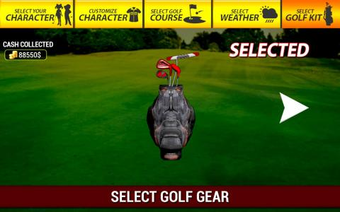 Professional Golf Play 3D