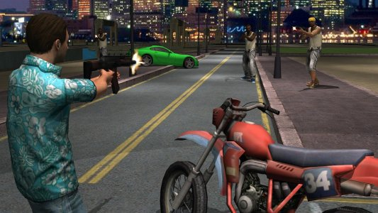 Real Auto Crime Simulator 3d