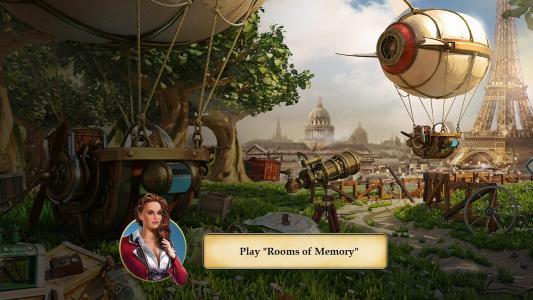 Rooms of memory