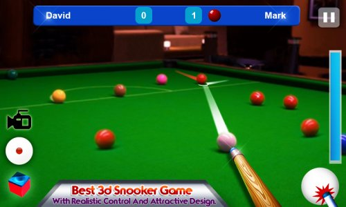 Snooker 3D Pool Game 2015