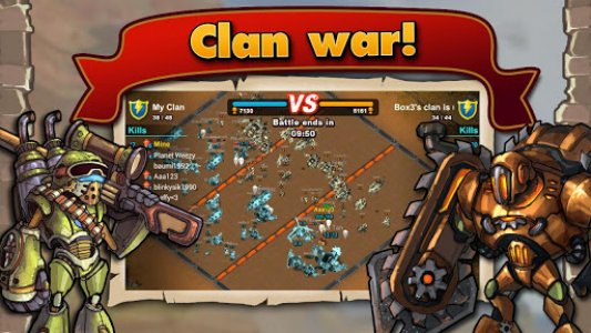 Steam Clash