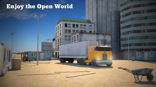 Truck Driver 3D: Extreme Roads