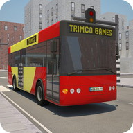 3D Real Bus Driving Simulator
