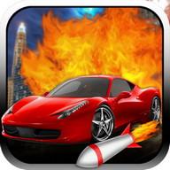 Spy Car Road Riot Traffic Race