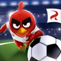 Angry Birds Goal! - Play soccer with the Angry Birds