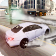 Airport Taxi Parking Drift 3D