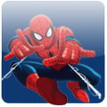 Amazing Spiderm Running