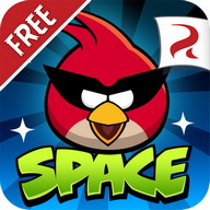 Angry Birds Space - The Angry Birds go to space.