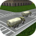 Army Truck City Racing