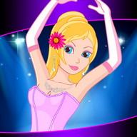 Ballerina Girls Dress Up Games