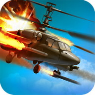 Battle of Helicopters: Gunship Strike