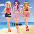 Beach Fashion Dress up