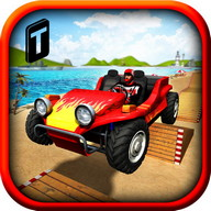 Buggy Stunts 3D: Beach Mania
