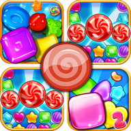Candy Saga Deluxe - Are you craving something sweet?