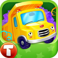Cars in Gift Box (app 4 kids)