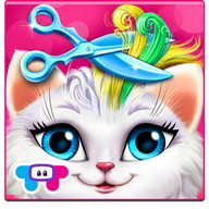 Crazy Cat Salon-Furry Makeover