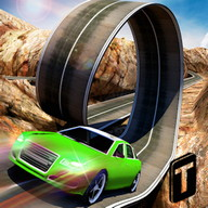 City Car Stunts 3D - Drive. Maneuver. Perform the craziest stunts.