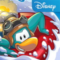 Club Penguin Sled Racer - Get on the sled and go as far as you can